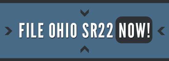 File Ohio SR22 Now