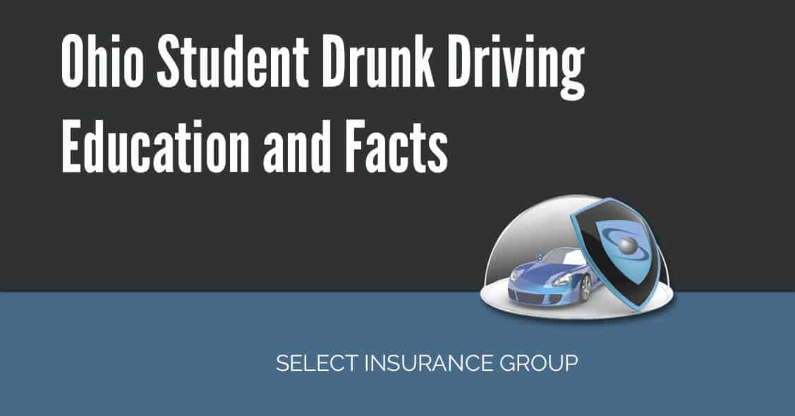 Ohio Student Drunk Driving Education and Facts