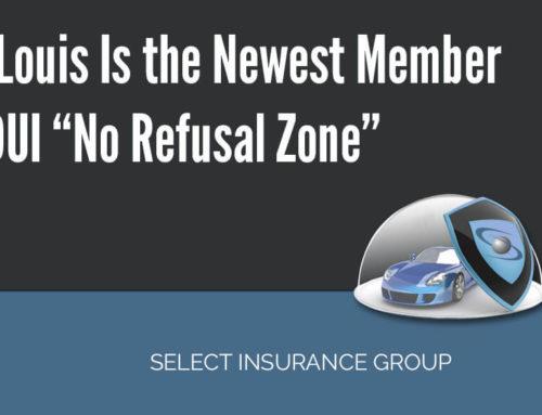 St. Louis DUI No Refusal Zone
