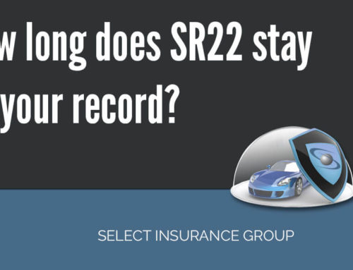 How Long Does SR22 Stay on Record?